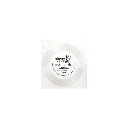 "Dance of Days ""Corona Australis"" Vinil Flexi Disc 7"" Translúcido"