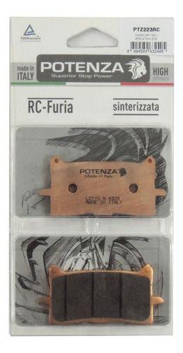 Pastilha de Freio Potenza PTZ223RC