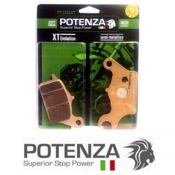 Pastilha de Freio Potenza PTZ324XT