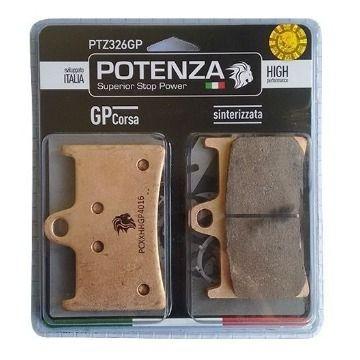 Pastilha de Freio Potenza PTZ326GP