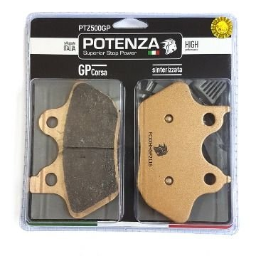 Pastilha de Freio Potenza PTZ500GP