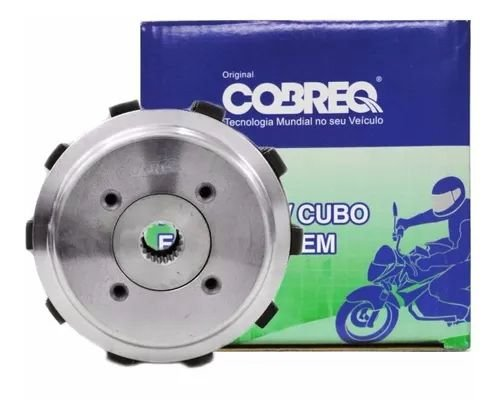 Kit de Embreagem Honda CG 125 Fan 00-08