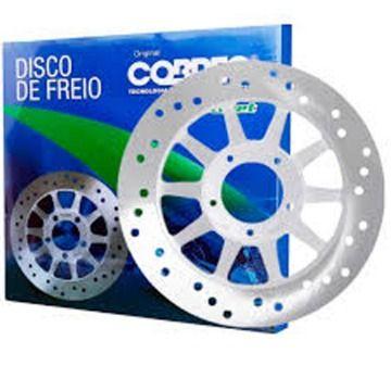 Disco de Freio Dianteiro Honda Titan 04-08 Cobreq 0001-DIS