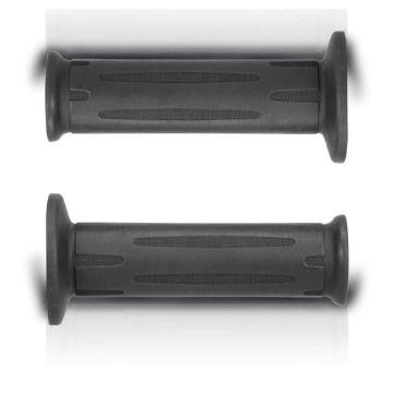 Manopla Ariete 02624/L para BMW com Aquecimento 125mm 4 7/8`