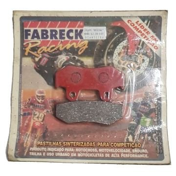 Pastilha de Freio Fabreck Racing 01609