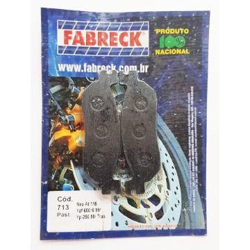 Pastilha de Freio Fabreck 713