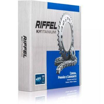 Kit Relação Honda CB300R Riffel Titanium