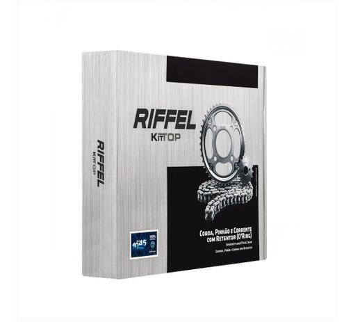 Kit Relação Yamaha YZF R3 Riffel Top