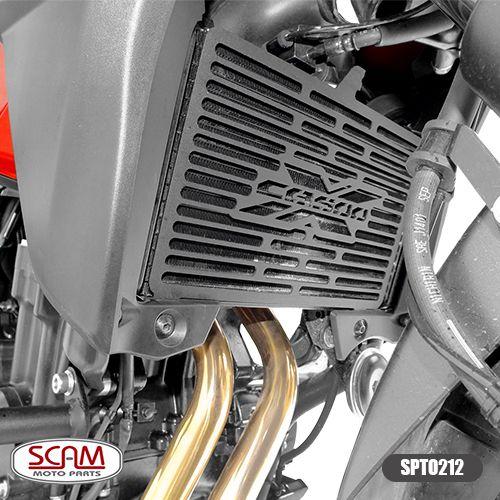 Protetor de Radiador Honda CB500X SCAM