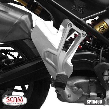 Protetor de Perna Garupa BMW F850GS SCAM