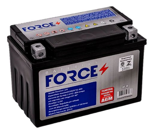 Bateria Force 6PM