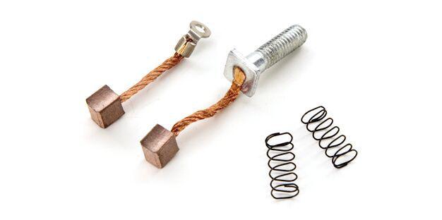 Reparo das Escovas Molas e Escovas Honda  CG Bros Biz Magnetron
