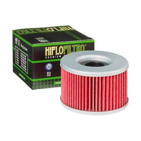 Filtro de Óleo Hiflo HF111