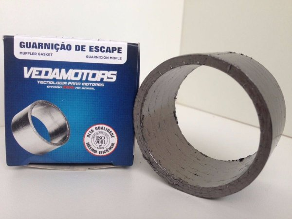 Guarnição Escape Honda Bros 125/150 / CRF 230 2054