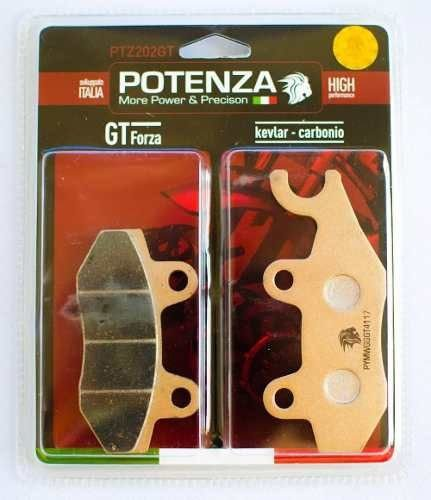 Pastilha de Freio Potenza PTZ202GT