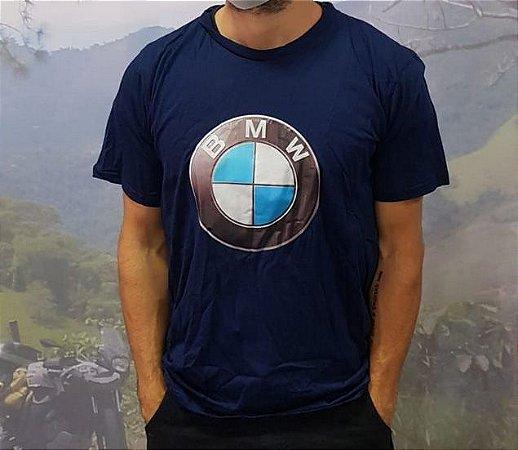 Blusa Powered BMW Logo