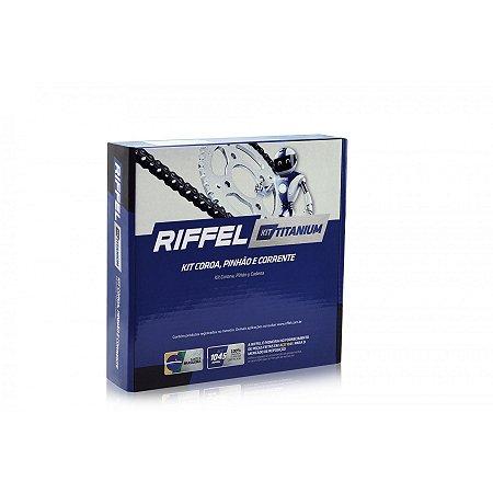 Kit Relação Honda XRE300 Riffel Titanium