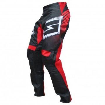 Calça Stocovich Racing Solid Vermelha