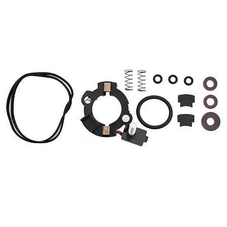 Suporte e Escova Kit Completo Honda CG Bros Biz Magnetron