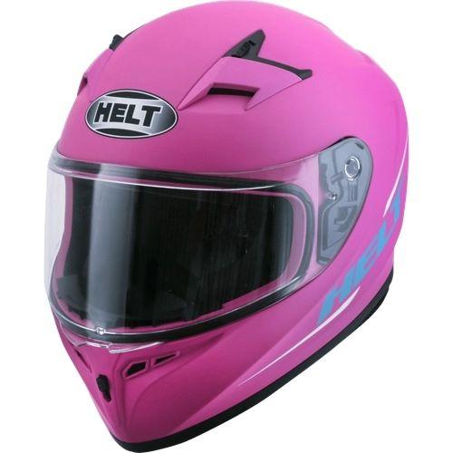 Capacete Helt Polar Pink Fosco