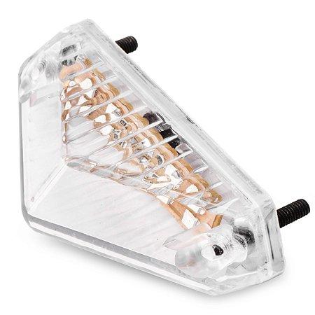 Lanterna Traseira Compatível Sherco Lente Cristal