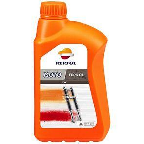 Moto Fork Oil 5W Repsol