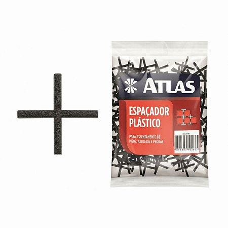 Espaçador Cruzeta para Pisos - ATLAS (100pçs)