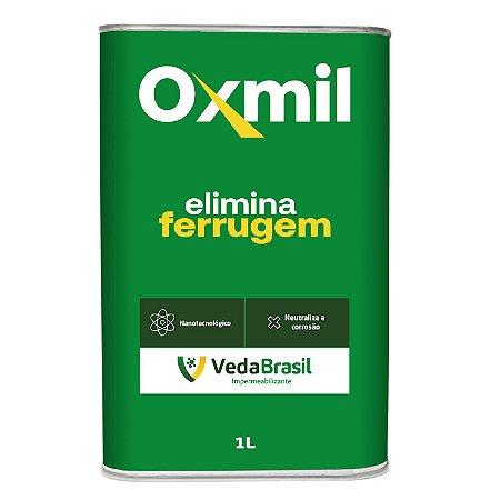 Oxmil - Elimina Ferrugem - 1L