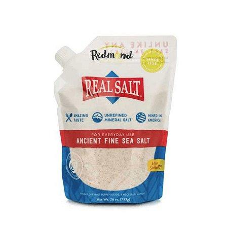 Sal Integral Real Salt Cristais Finos 737g