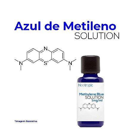 Azul de Metileno PA 0,1% Sublingual 50mcg