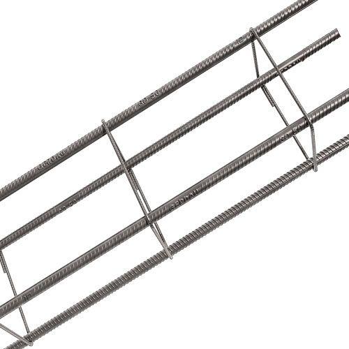 Coluna Aço para Concreto Armado  8mm (7cm x 14cm) - barra c/6m