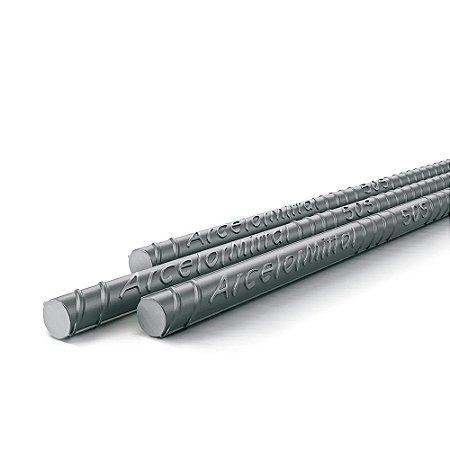 Vergalhão Ferro CA50 c/12m