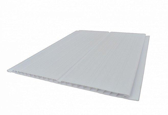Forro PVC Branco 200x7mm
