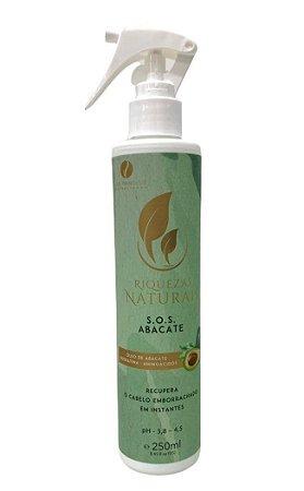 S.O.S Reconstrutor Vitamina de Abacate Hair Princess 250ml