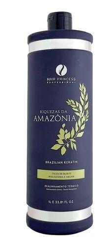 Brazilian Keratin Riquezas Da Amazônia Hair Princess 1l