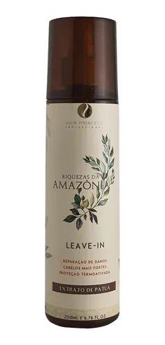 Leave-in Riquezas Da Amazônia Patauá Hair Princess 200ml