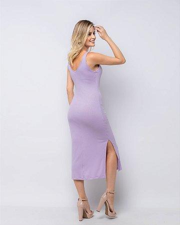 Vestido Mayla  Lavanda