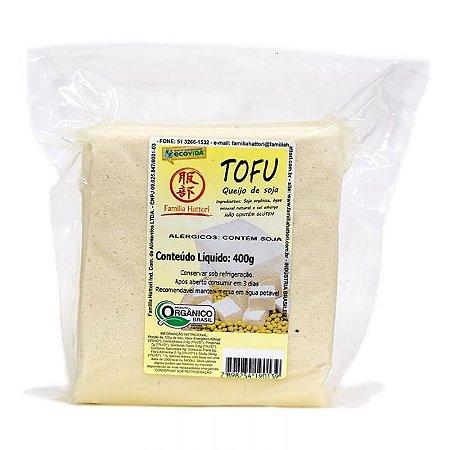 Tofu - Queijo de Soja Orgânico - 400g