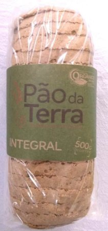 Pão integral - 500g