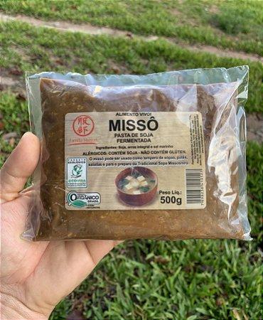 Missô orgânico Vivo 500g