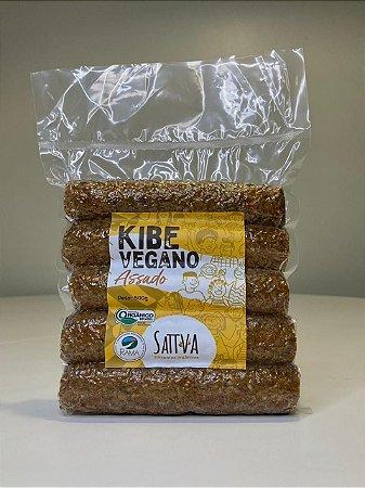 Kibe Assado - Vegano e orgânico - 5 un - 500gr