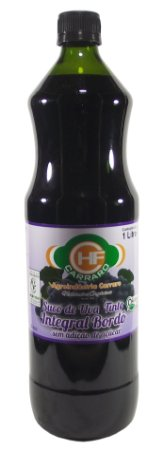 Suco de uva bordô - 500 ml