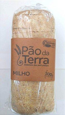 Pão integral com milho - 500g