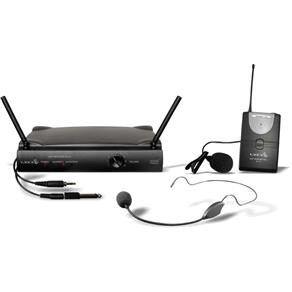 Microfone Lyco sem Fio UH-07HLI 26 Frequências