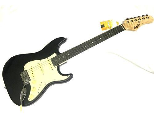 Guitarra Tagima Memphis Stratocaster Mg30 Bks