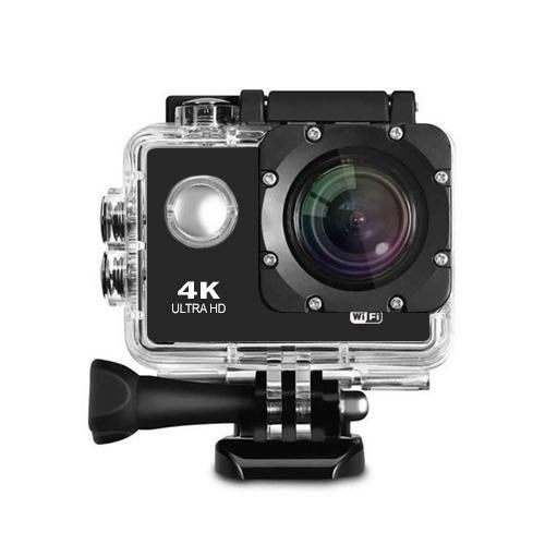Câmera Ultra HD DV Pro 4K Sport Wifi Prova D'água
