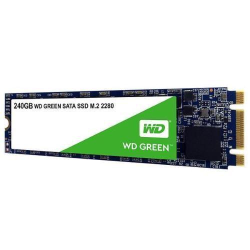 Ssd WD Green 240GB M.2 - WDS240G1G0B