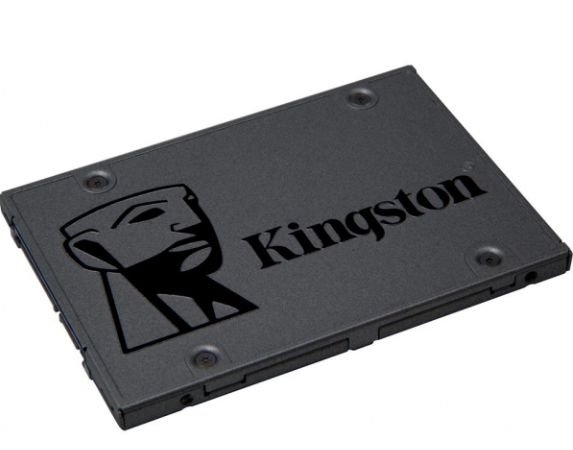 "Ssd Kingston A400 480GB 2.5"" SATA III, SA400S37"