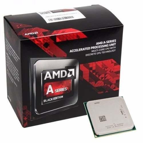 PROCESSADOR AMD A10-7860K OCTA-CORE 3.6GHZ (4GHZ TURBO) 4MB CACHE