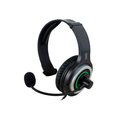 Headset Gamer Army Para Xbox One Smartphone P3 Hs408 Oex